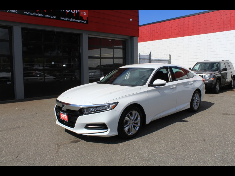 2018 Honda Accord LX CVT| Collision Mitigation| No Accidents