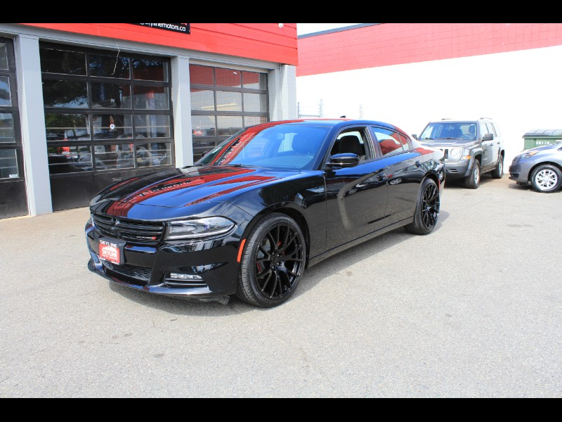 2018 Dodge Charger SXT Plus| Sunroof| CarPlay| No Accidents