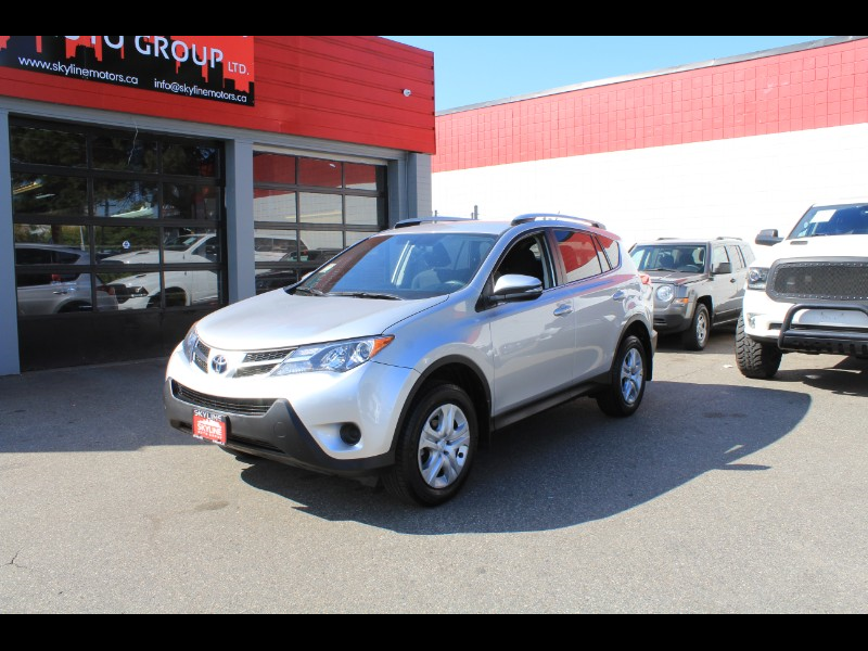 2015 Toyota RAV4 LE AWD| Driver Selectable Mode| BC Car