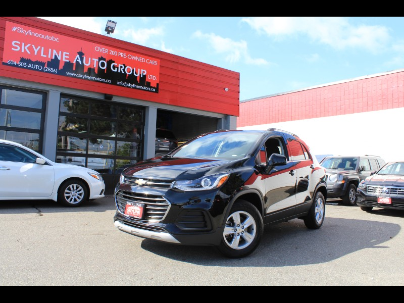 2019 Chevrolet Trax LT AWD| CarPlay| WiFi Hotspot| No Accidents