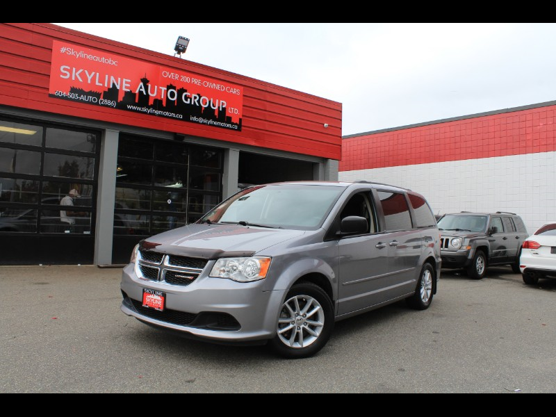 2013 Dodge Grand Caravan SE| Back-Up Cam| Captain Seats