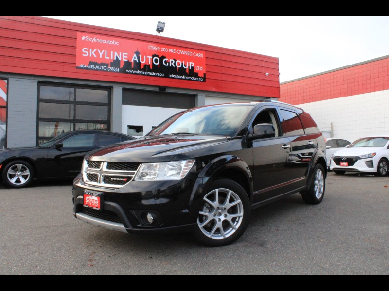 2018 Dodge Journey GT AWD| 7 Seater| Heated Seats| Park Assist