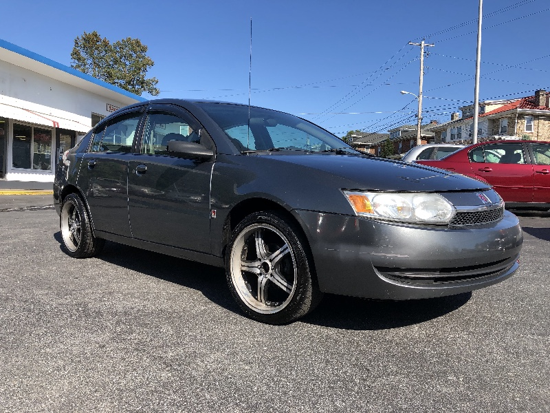 Saturn ION 4dr Sdn Auto ION 2 2004