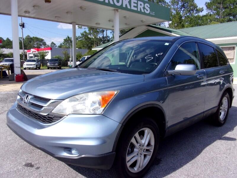 Honda CR-V EX-L 2WD 5-Speed AT 2010