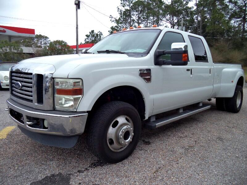 Ford F-350 SD Lariat Crew Cab Long Bed 4WD DRW 2010