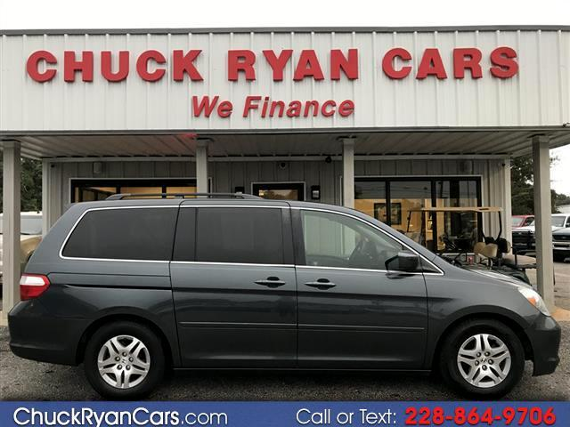 2005 Honda Odyssey EX-L AT with RES