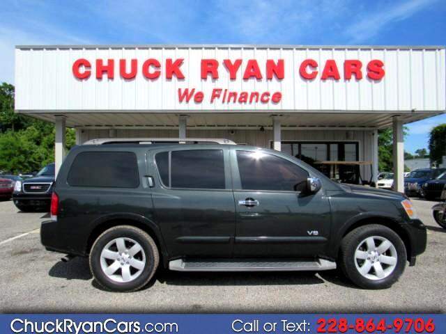 2008 Nissan Armada LE 2WD