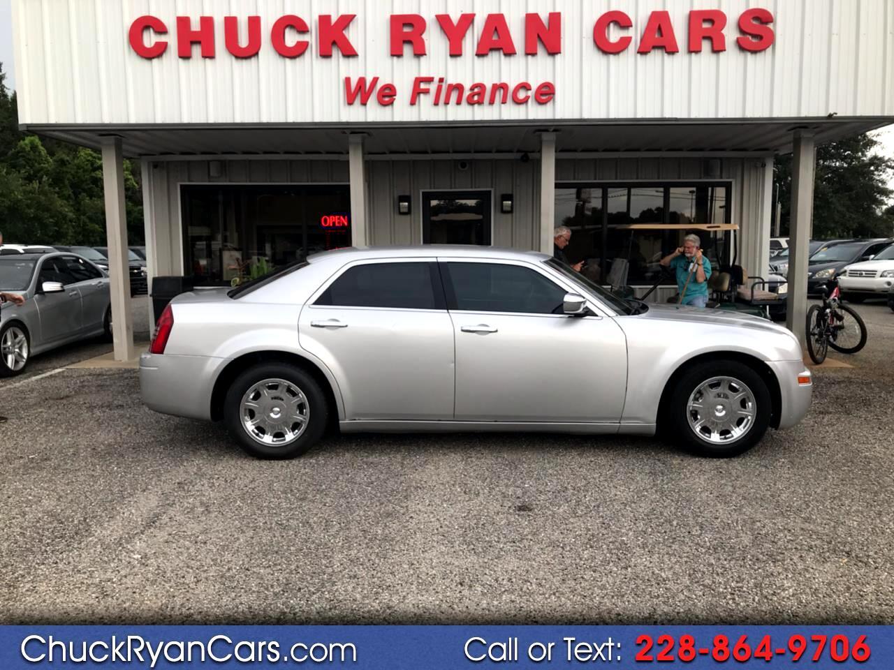 2007 Chrysler 300 4dr Sdn 300 RWD