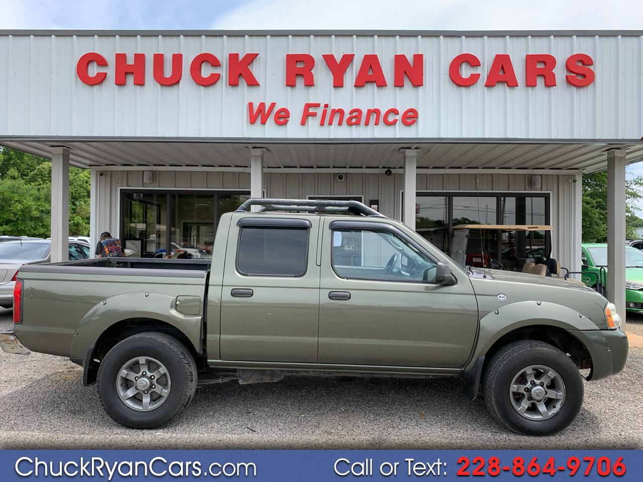 Nissan Frontier 2WD XE Crew Cab V6 Auto Std Bed 2003