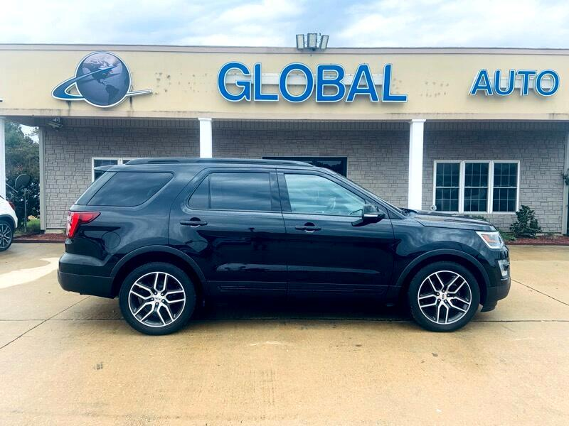 Ford Explorer Sport 4WD 2017