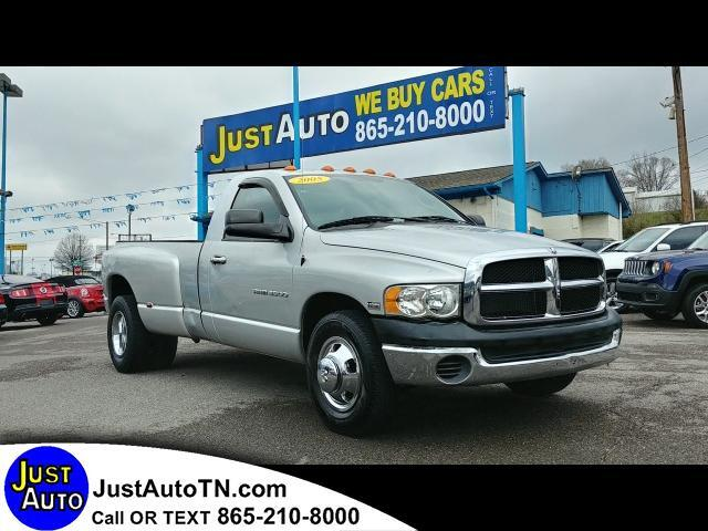 2005 Dodge Ram 3500 Reg. Cab Long Bed 2WD