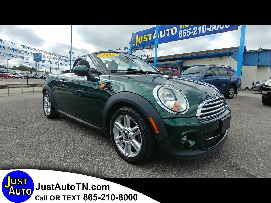 2013 MINI Cooper Roadster 2dr