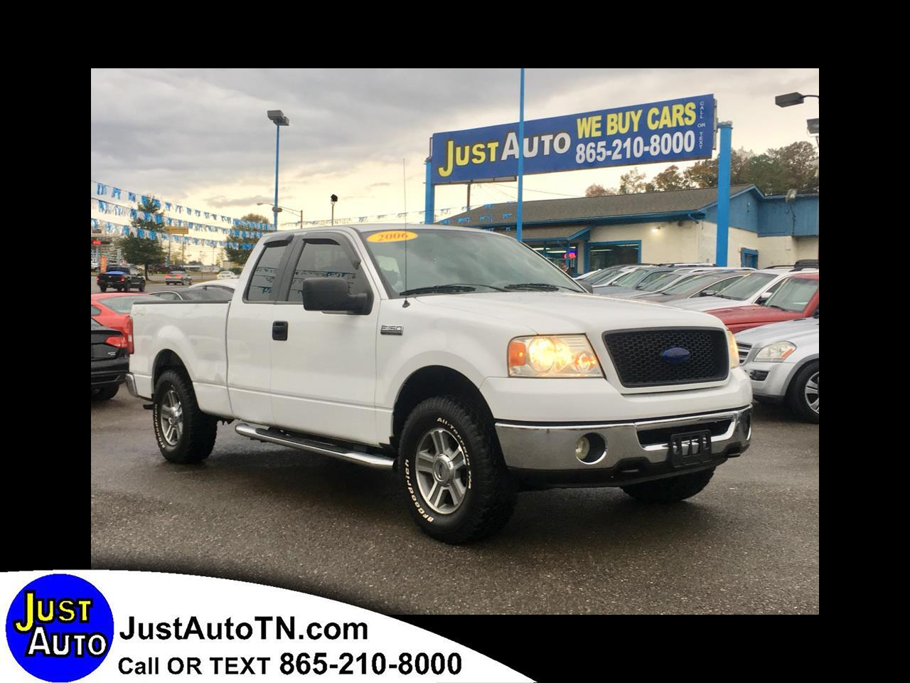"2006 Ford F-150 Supercab 145"" Lariat 4WD"
