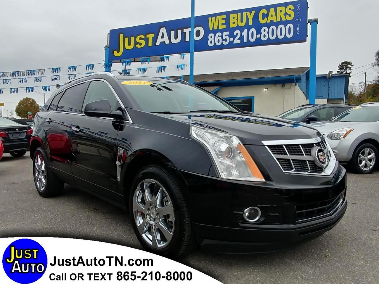 2011 Cadillac SRX FWD 4dr Performance Collection