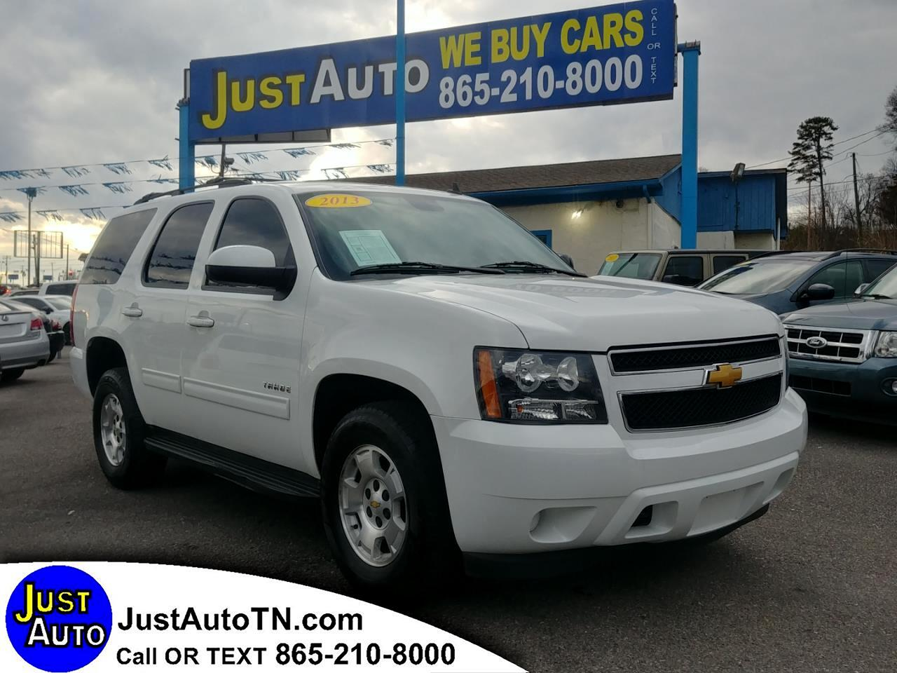 2013 Chevrolet Tahoe 4WD 4dr 1500 LS
