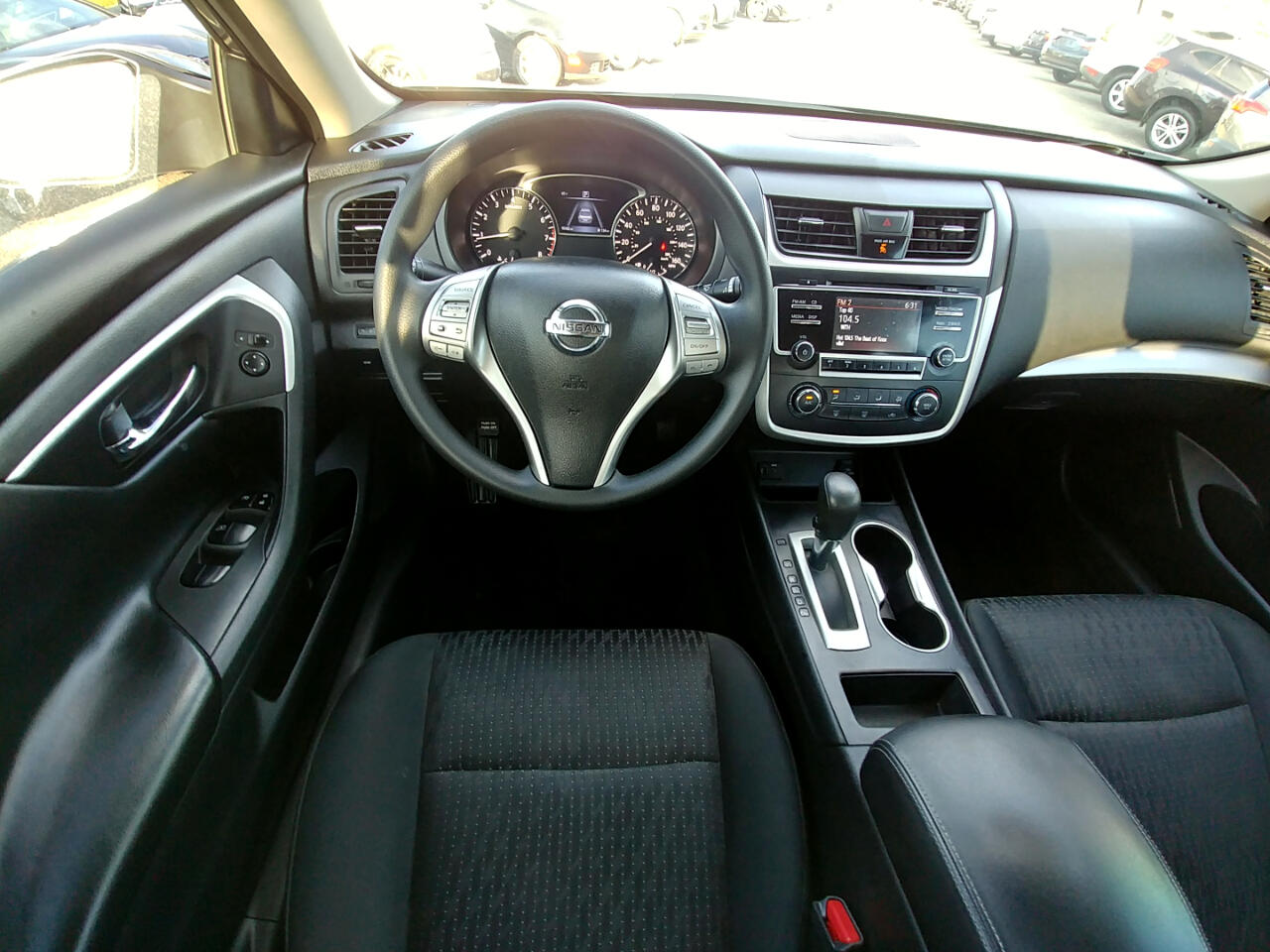 2016 Nissan Altima 4dr Sdn I4 2.5