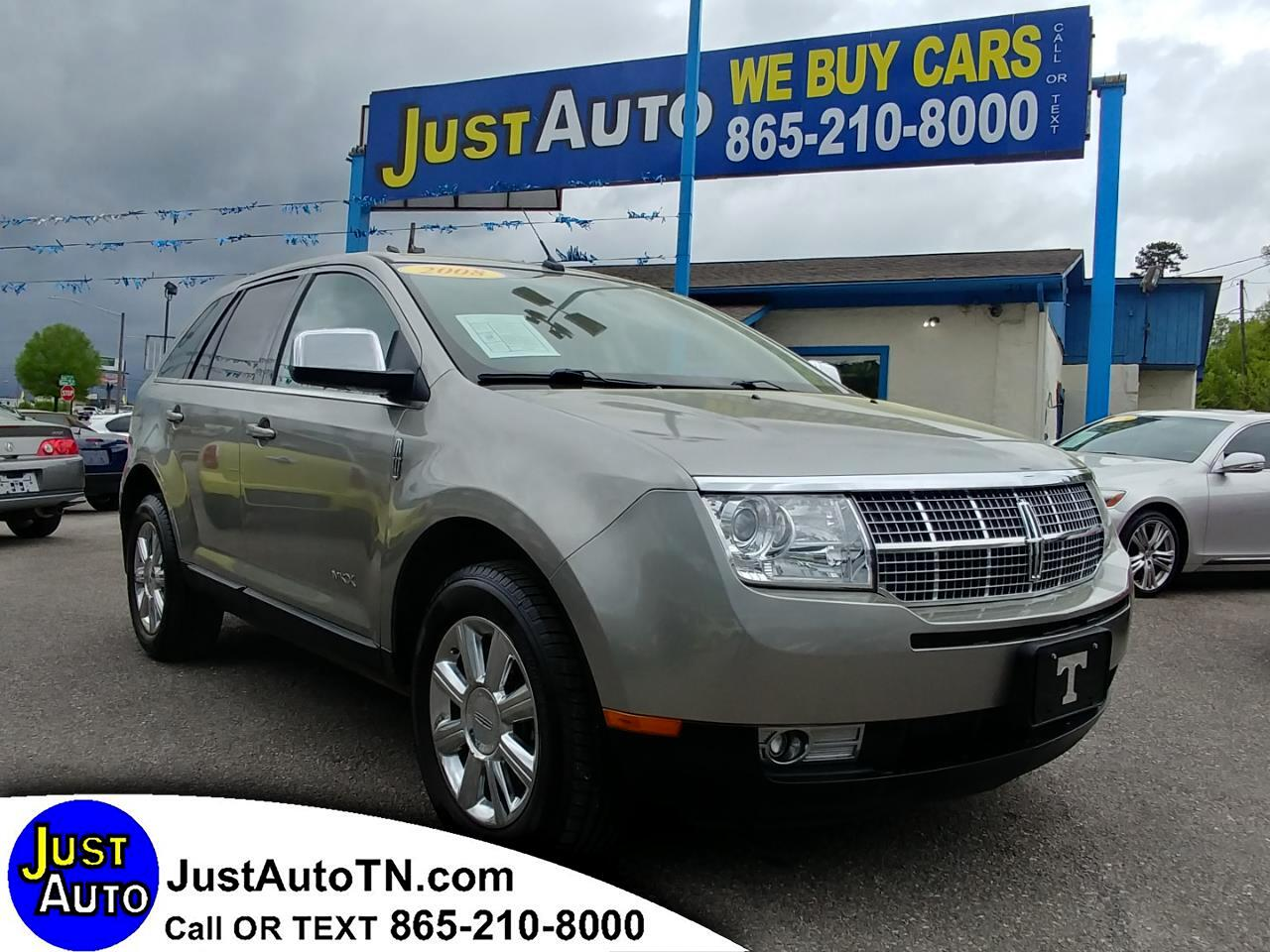 2008 Lincoln MKX FWD 4dr