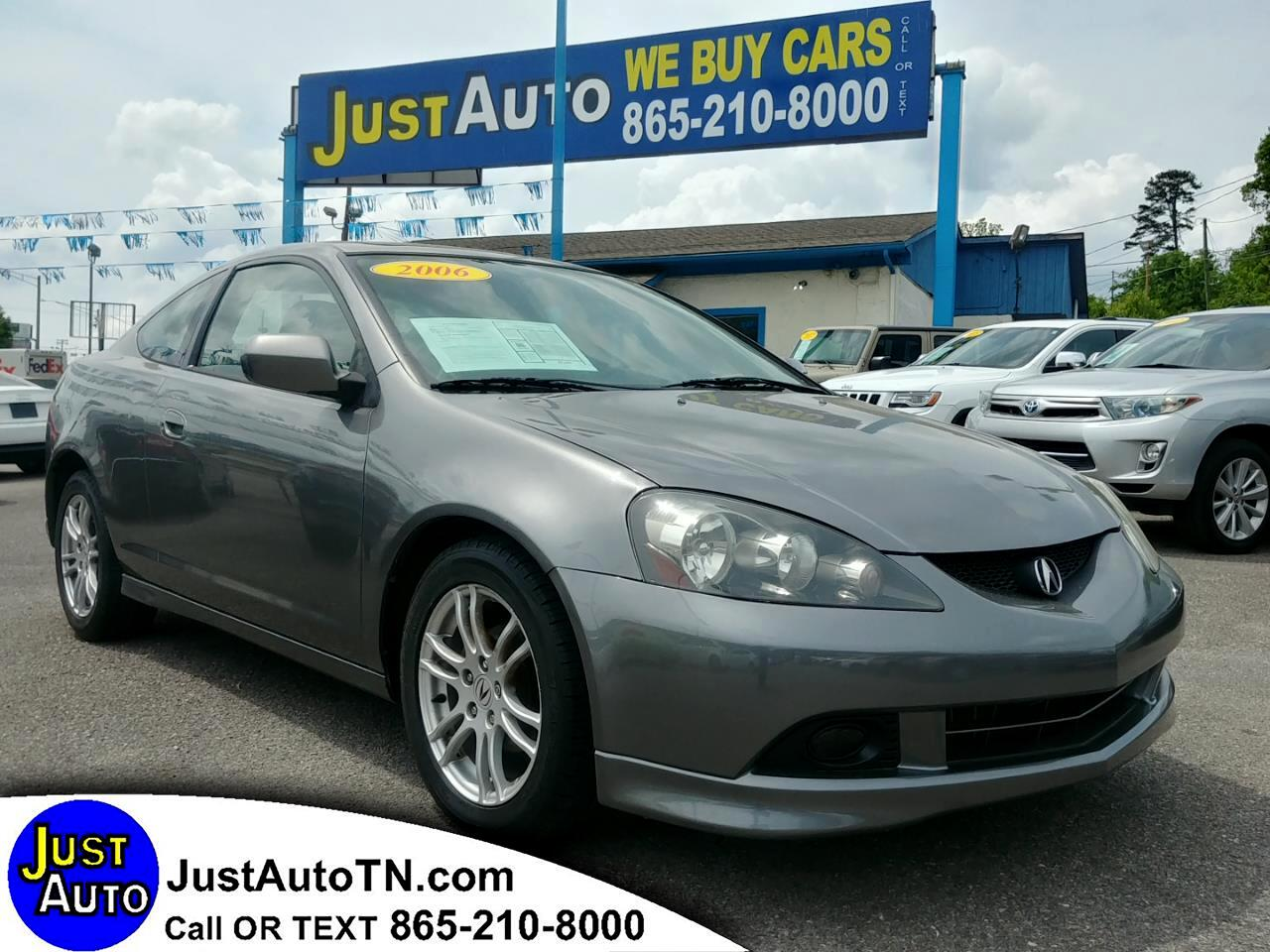 2006 Acura RSX 2dr Cpe AT