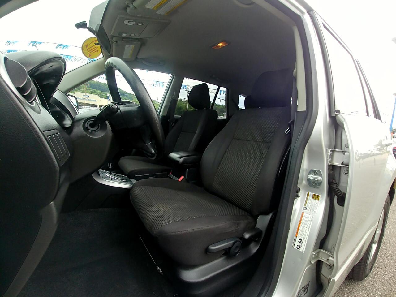 Suzuki Grand Vitara 4WD 4dr Auto Premium 2012