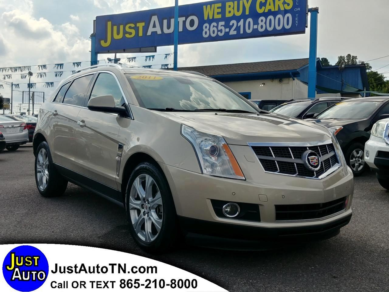 2011 Cadillac SRX AWD 4dr Turbo Premium Collection *Ltd Avail*