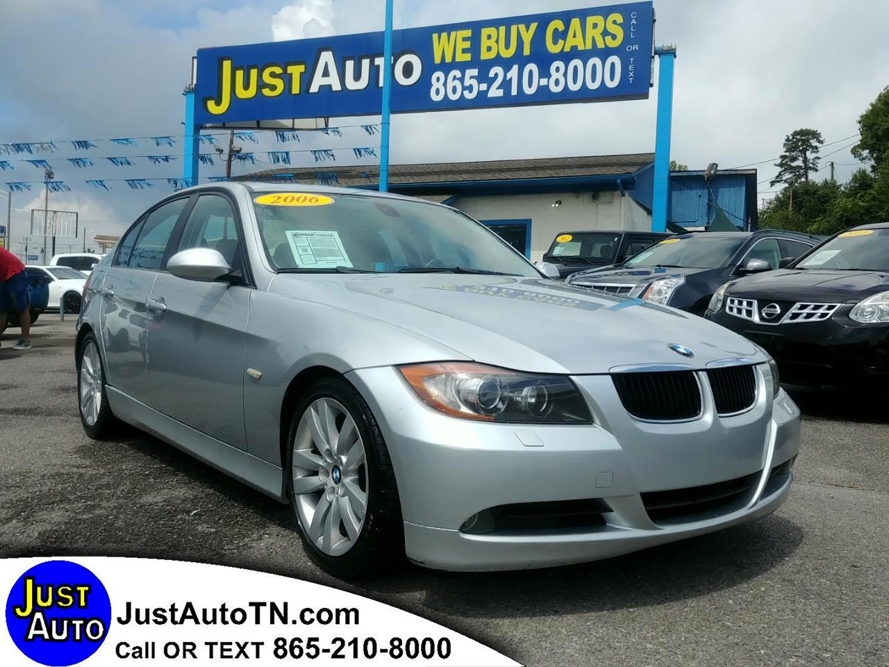 2006 BMW 3 Series 325i 4dr Sdn RWD South Africa