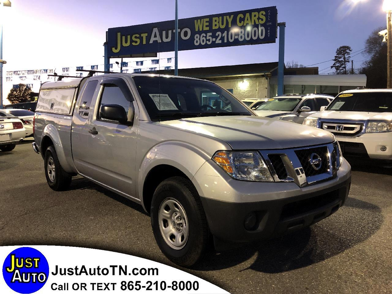 Nissan Frontier 2WD King Cab I4 Auto S 2014