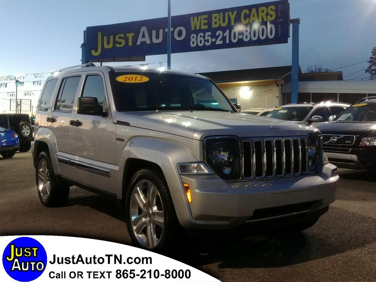 Jeep Liberty RWD 4dr Limited Jet 2012