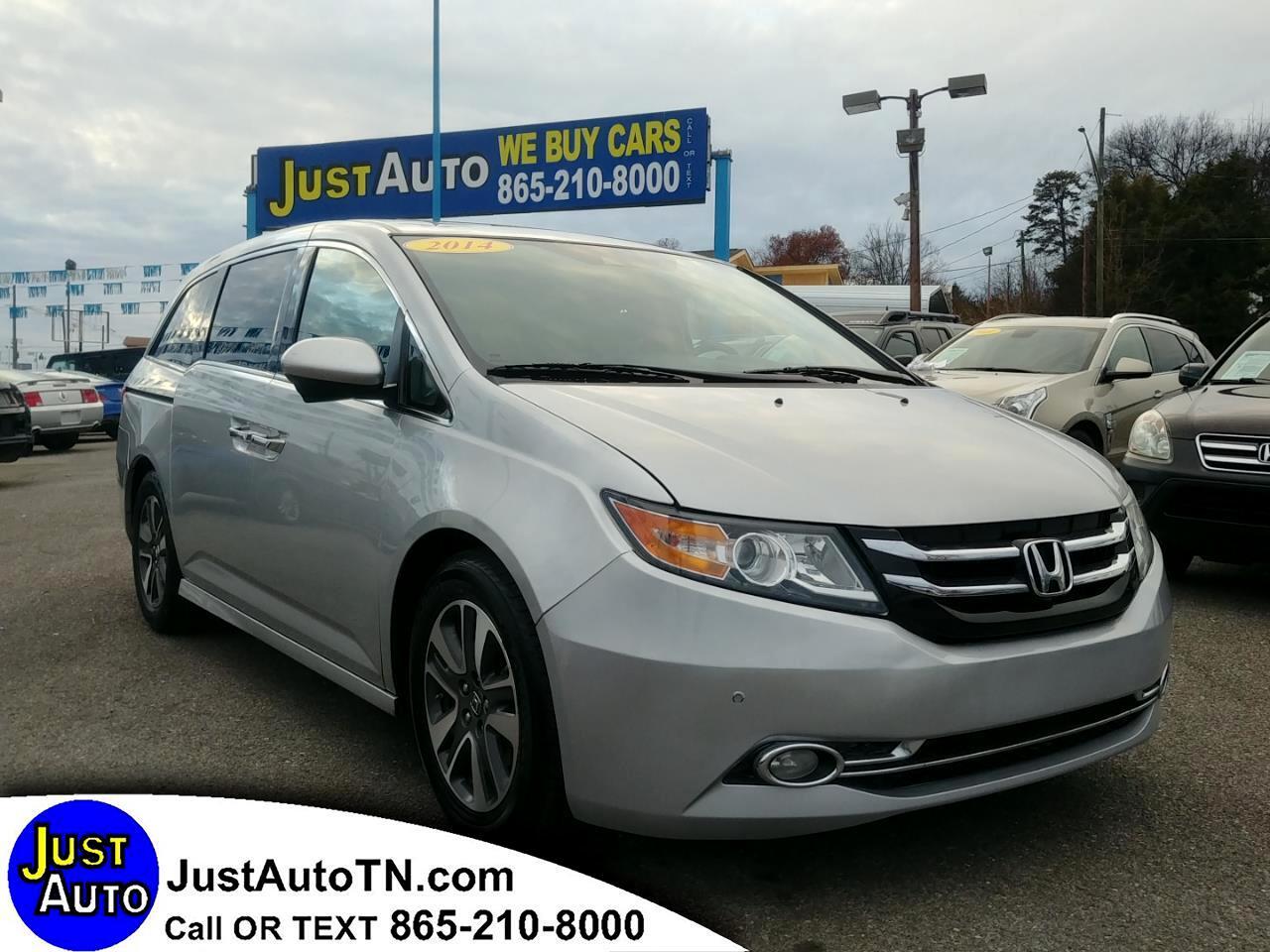 Honda Odyssey 5dr Touring 2014