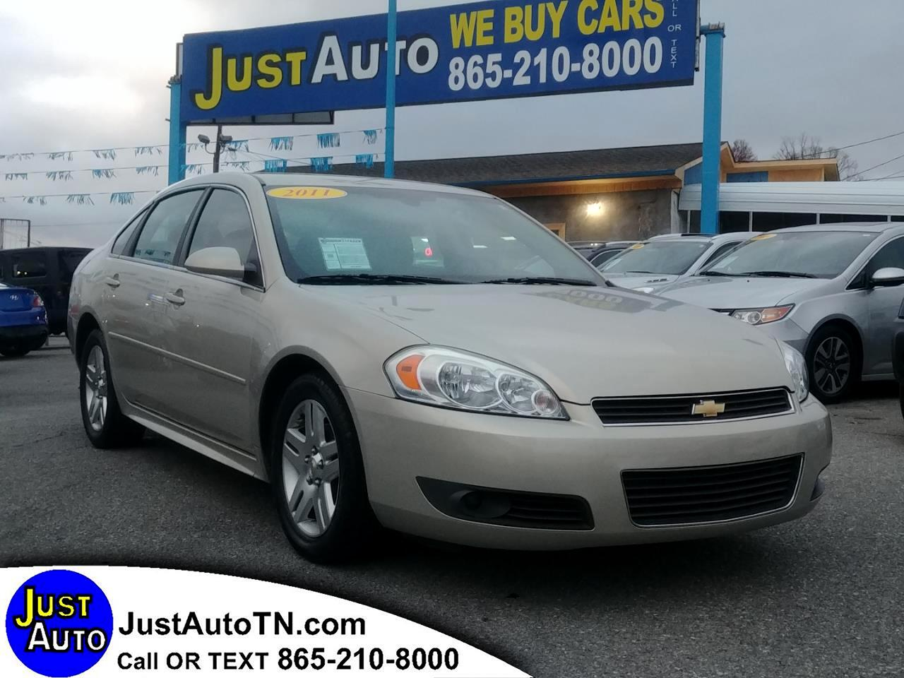 Chevrolet IMPALA LT Base 2011