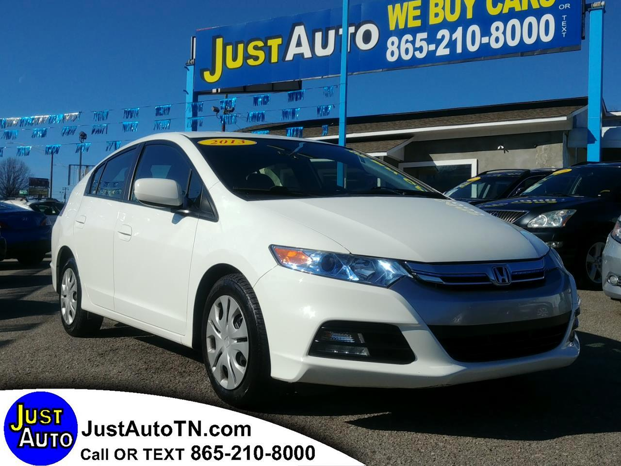 Honda Insight 5dr CVT LX 2013