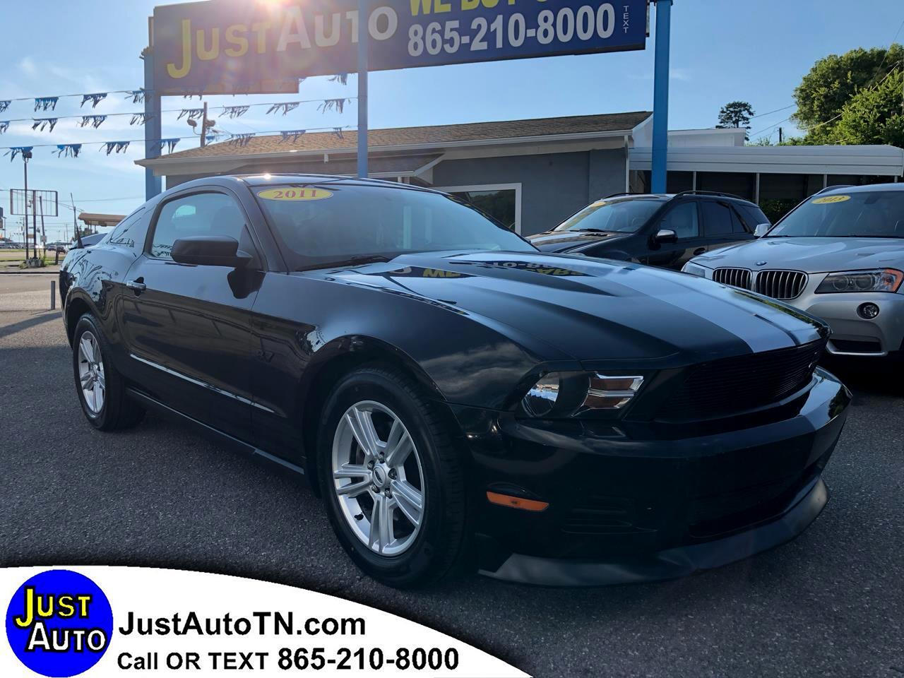 Ford Mustang 2dr Cpe V6 2011