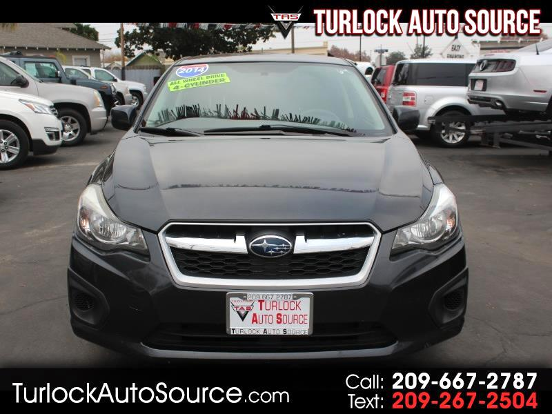 2014 Subaru Impreza 2.0i Premium 4-Door w/All Weather Package