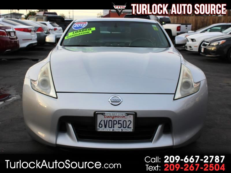 2012 Nissan Z 2dr Cpe Manual Touring