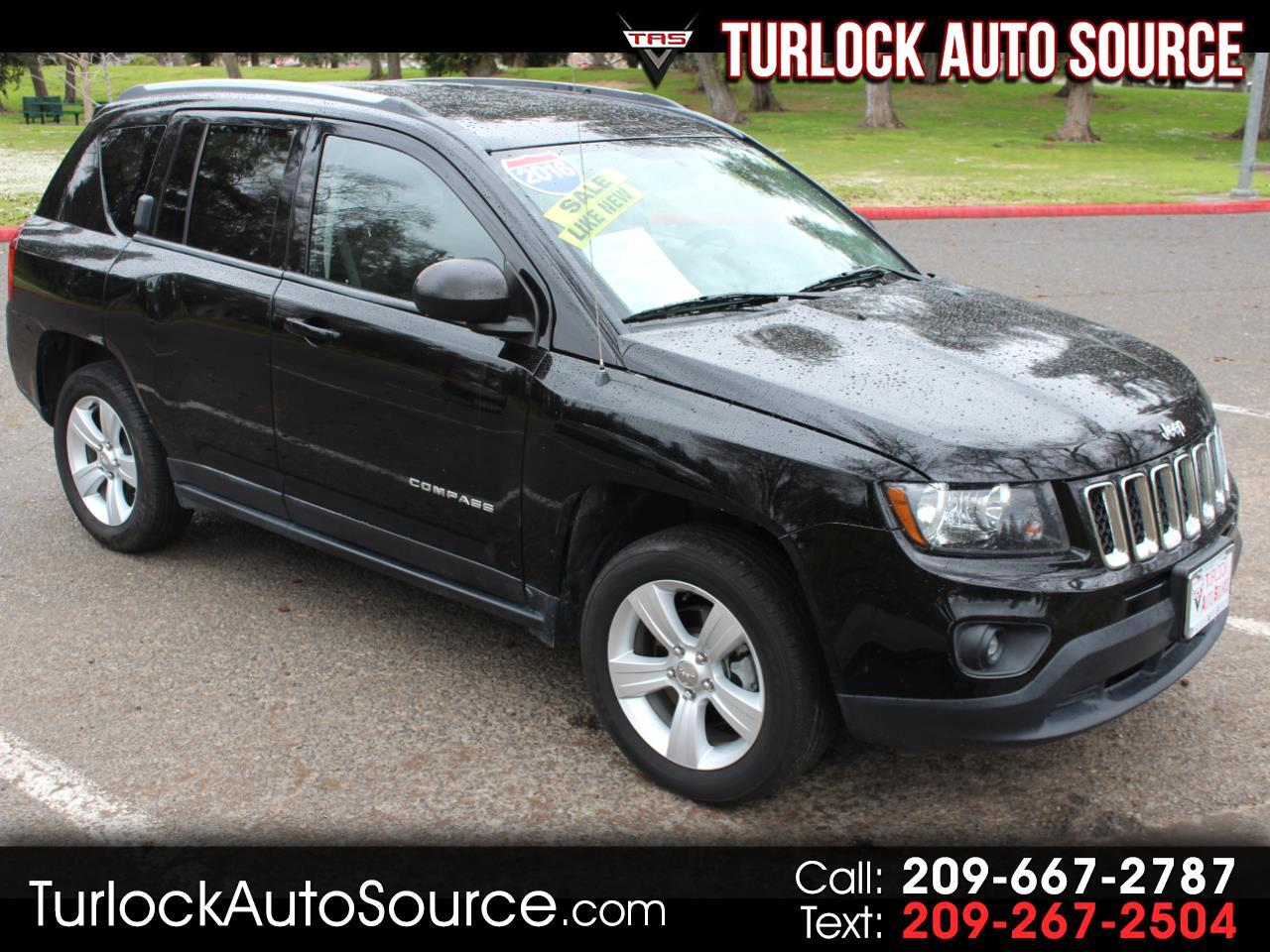 2016 Jeep Compass FWD 4dr Sport