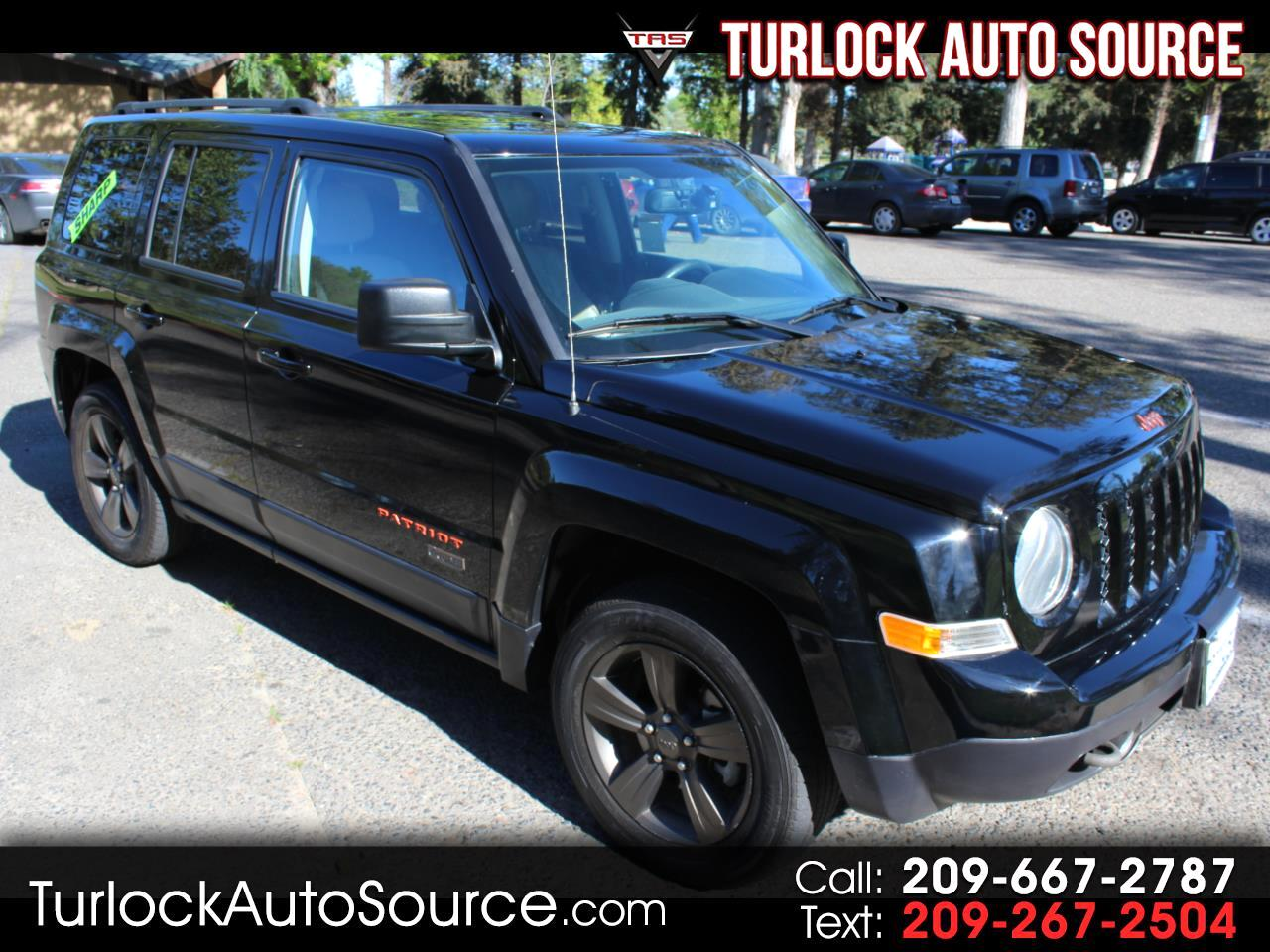 2016 Jeep Patriot 4WD 4dr 75th Anniversary