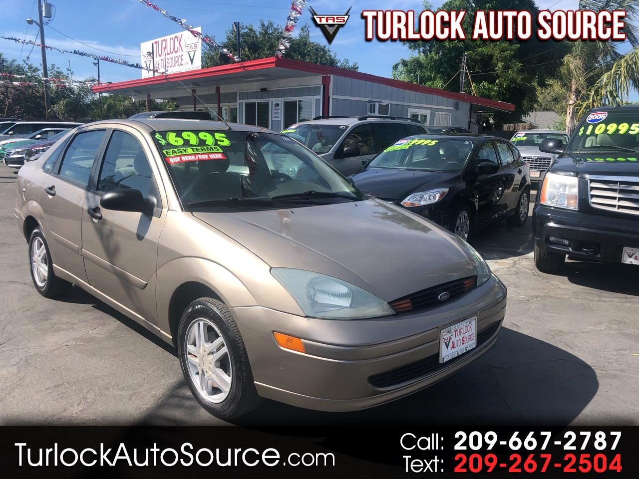 2004 Ford Focus 4dr Sdn SE