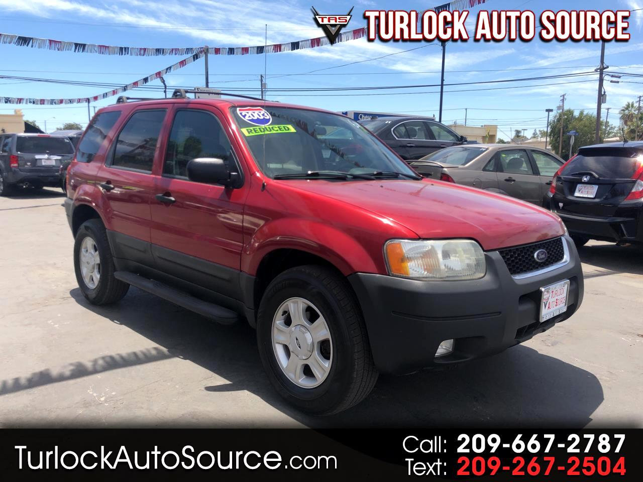 "2003 Ford Escape 4dr 103"" WB XLT Popular"