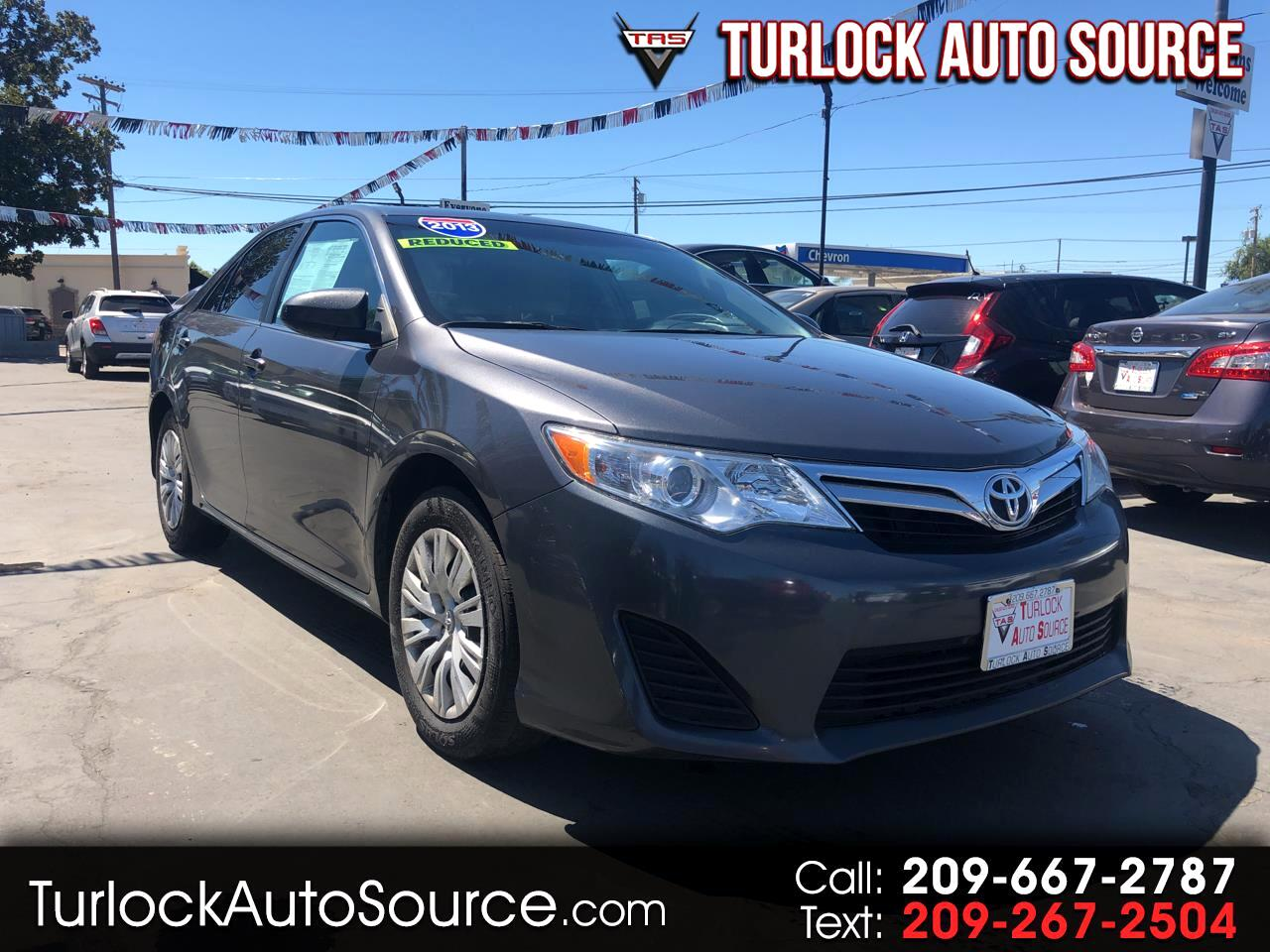 2013 Toyota Camry 4dr Sdn I4 Auto L (Natl)