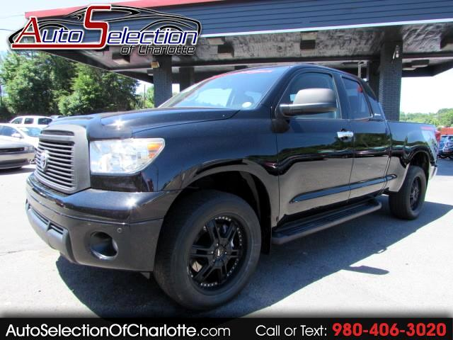 2010 Toyota Tundra LIMITED 5.7L DOUBLE CAB 4WD SUPERCHARGED
