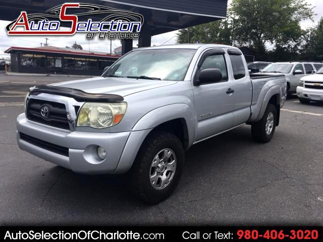 2006 Toyota Tacoma EXTENDED CAB V6 4WD