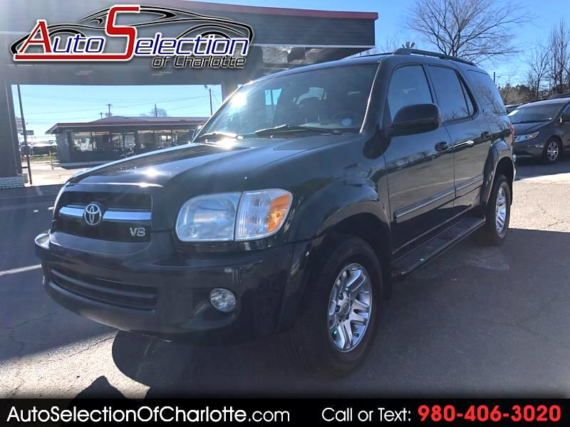 2006 Toyota Sequoia Limited 4WD