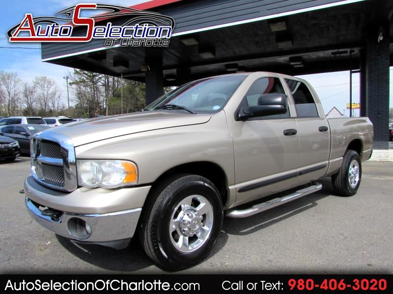 2005 Dodge Ram 2500 SLT Quad Cab Short Bed 2WD