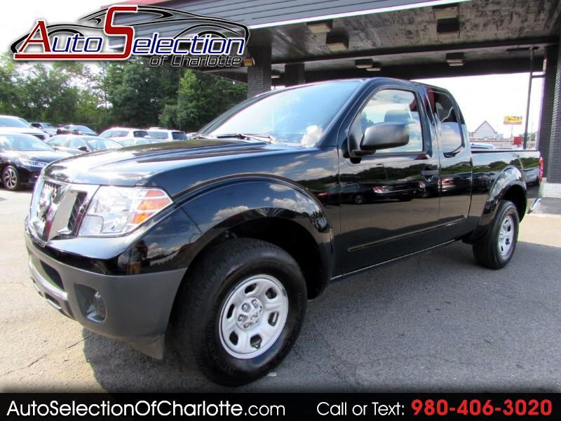 2011 Nissan Frontier S King Cab 2WD