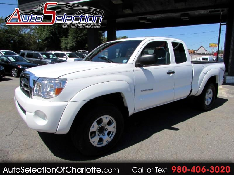 2006 Toyota Tacoma TRD Off Road Access Cab 6' Bed V6 4x4 AT (Natl)