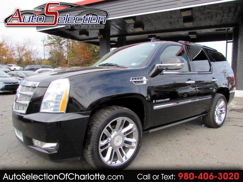 2008 Cadillac Escalade AWD Platinum