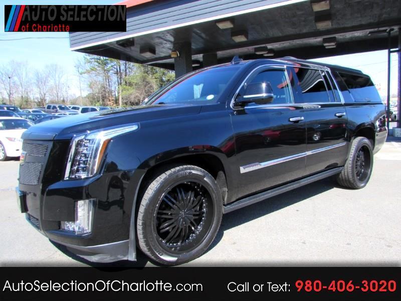 Cadillac Escalade ESV Platinum 4WD 2015