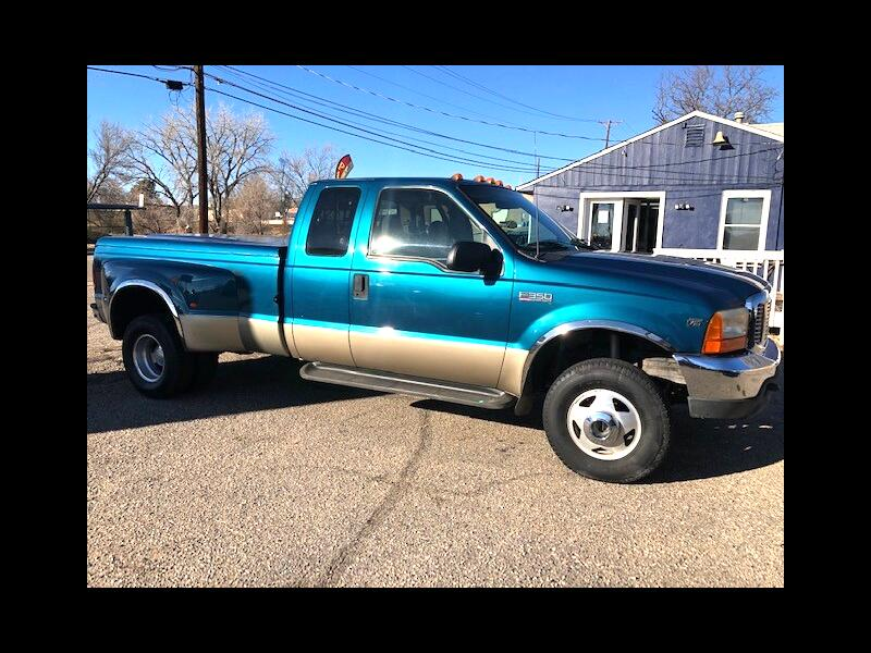 2000 Ford F-350 SD XL SuperCab 4WD DRW