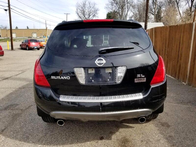 2006 Nissan Murano S 2WD