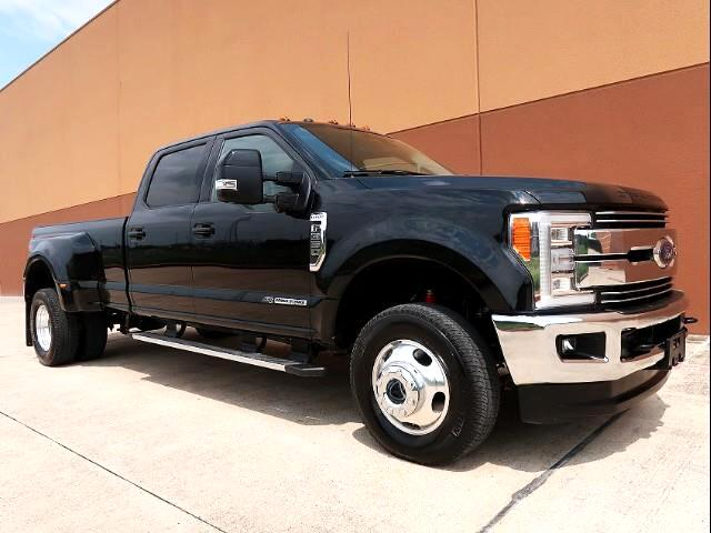 2017 Ford F-350 SD Lariat Crew Cab Long Bed DRW 4WD