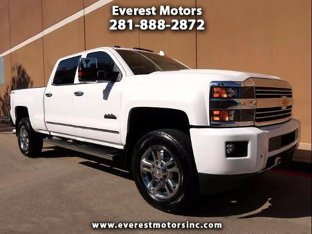 2015 Chevrolet Silverado 2500HD HIGH COUNTRY CREW CAB SWB 4WD